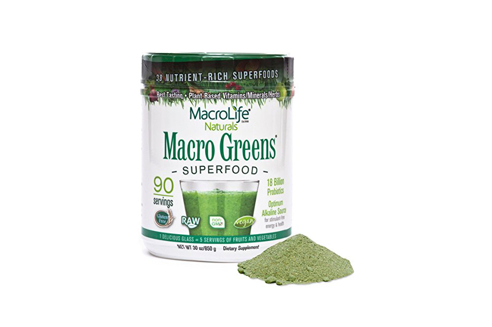 MarcoLife Naturals: Raw Green Food – Organic Barely Grass