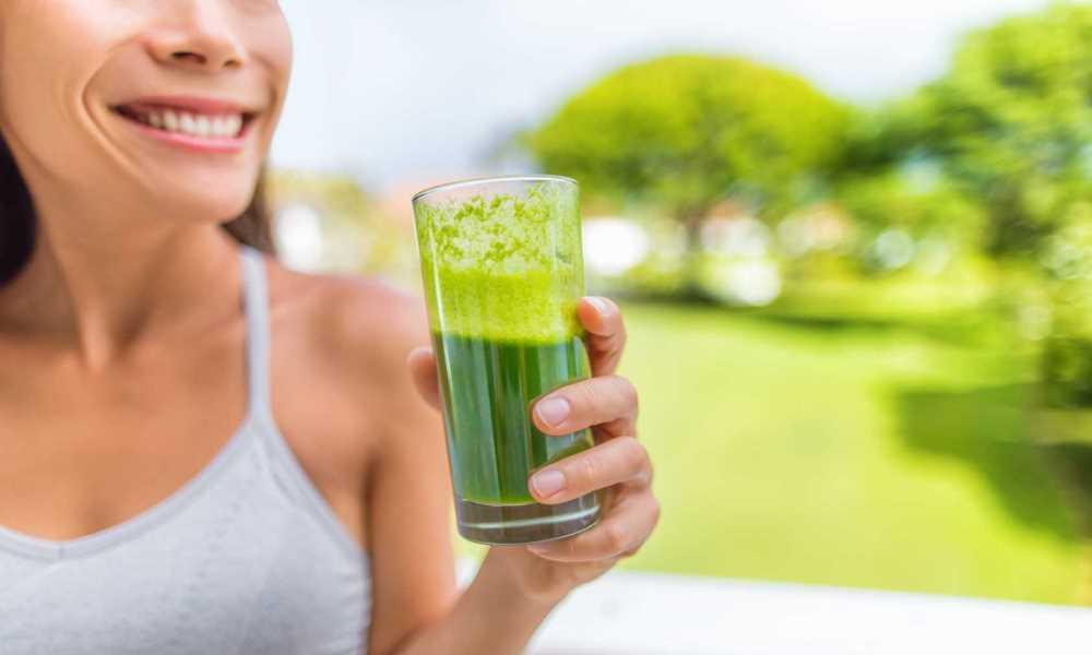 Green Smoothie Recipe